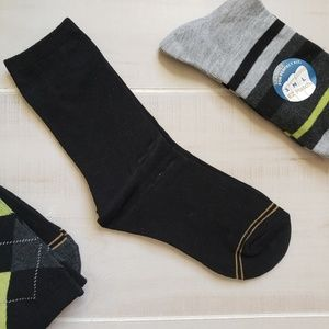 Gold Toe Accessories - Gold Toe Socks- 6 pairs for Kids - Meduim